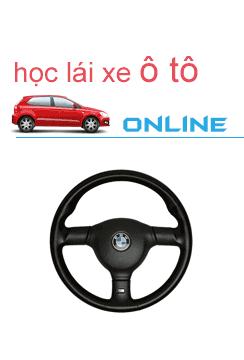 học lái xe ô tô online