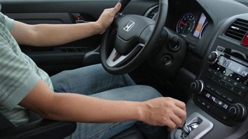 hướng dẫn lái xe số tự động